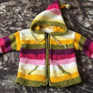 Other - Kids zip sweater